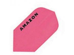Letky AMAZON slim růžové