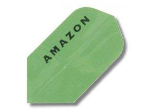 Letky AMAZON slim zelené NEON