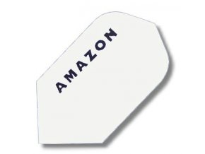 Letky AMAZON slim bílé