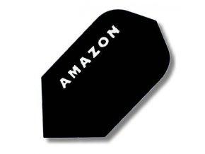 Letky AMAZON slim černé