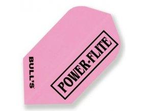 Letky POWER FLITE slim pink