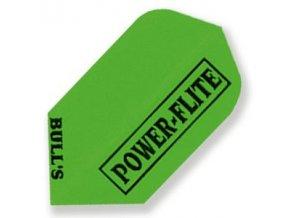Letky POWER FLITE slim green