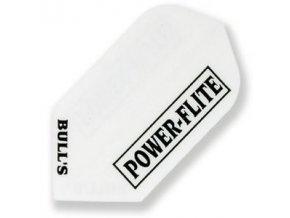 Letky POWER FLITE slim white