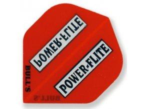 Letky POWER FLITE standard  red