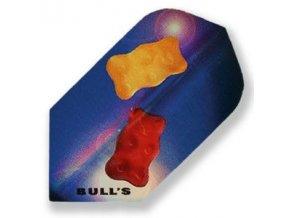 Letky DIAMOND slim gumoví medvídci