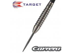 Šipky steel CARRERA C6 22g