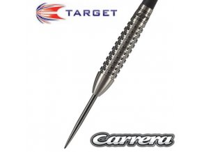 Šipky steel CARRERA C6 24g