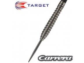 Šipky steel CARRERA C5 21g