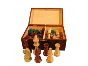 Šachové figurky v kazetě vel.5