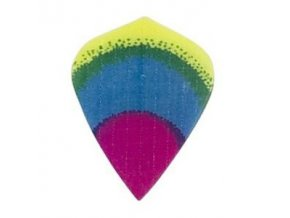 Letky plátěné Longlife kite Duha