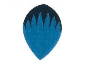 Letky plátěné Longlife pear modro/černé