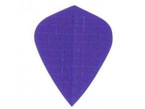 Letky plátěné Longlife kite fialové