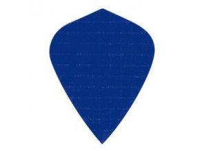 Letky plátěné Longlife kite tm. modré