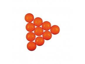 Míčky na stolní fotbal oranžové - 10ks
