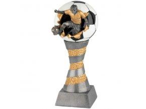 Figurka  CXP021 fotbalista 3D Výška 80 cm