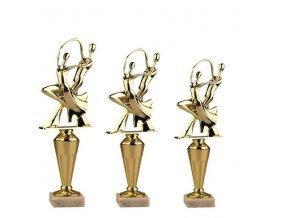 Trofej CFP0009 tanečníci
