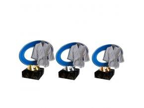 Akrylátová trofej CACL2102M25 Karate