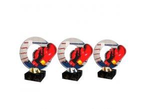 Akrylátová trofej CACL2101M21 Box