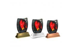 Akrylátová trofej ACE2002M23 Box