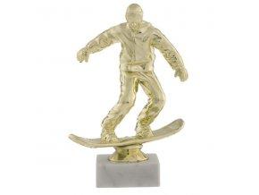 Trofej  CF0103 snowboardista
