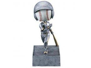 Trofej CF52503 baseballista  Výška 14 cm