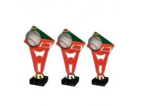 Akrylátová trofej CPLA0009 Baseball