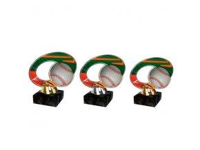 Akrylátová trofej CACL2102M22 Baseball