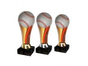 Akrylátová trofej ACL2100M25 Baseball