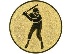 Emblém  CE011  baseball