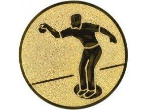 Emblém  CE039 pétanque