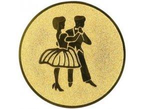 Emblém  CE030  tanec