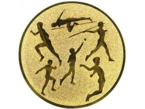 Emblém  CE006  atletika
