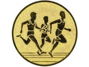 Emblém  CE027  běh