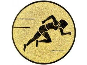 Emblém  CE026  běh
