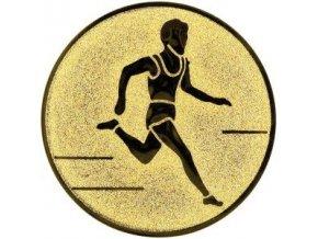 Emblém  CE025  běh