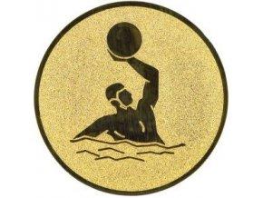 Emblém  CE016  plavání