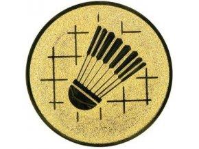 Emblém  CE034  badminton