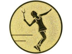 Emblém  CE032  tenis
