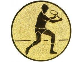 Emblém  CE031  tenis