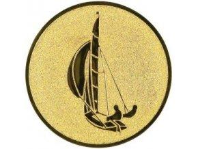 Emblém  CE018  jachting