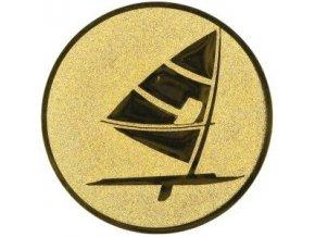 Emblém  CE017  jachting