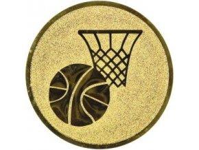 Emblém  CE010  basketbal