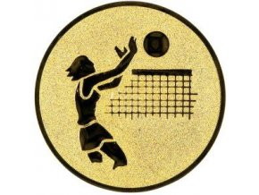 Emblém  CE020  volejbalistka
