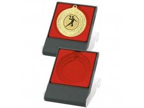 Etue na medaile  C9090 červená
