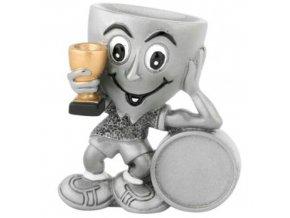 Trofej CFG755 pohár výška 12cm