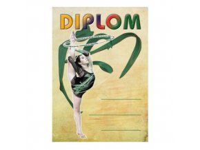 Diplom D35 A4 balet