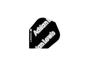 Letky PRO 100 standard black Adrian Lewis