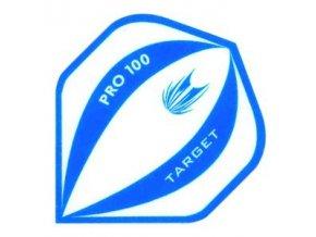 Letky PRO 100 standard blue