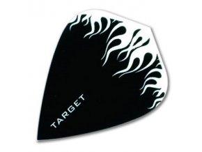 Letky PRO 100 kite black,white/flame