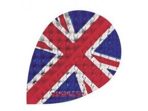 Letky DIMPLEX pear England flag